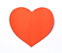 Red Heart Paper
