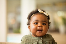 Cute Baby Girl.