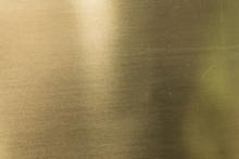 Gold Metal Alloy Texture Close...