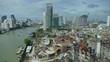 4K Time lapse Bangkok city in Thailand