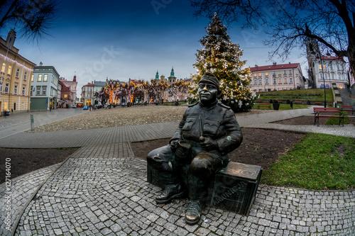 Obraz Przemyśl,Boże Narodzenie  - fototapety do salonu