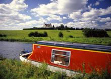River Stort Essex Uk
