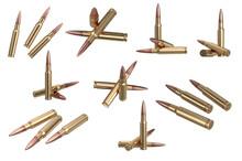 Bullet Rifle Metal Ammo Set. 3...
