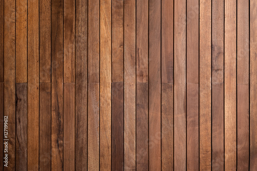Fototapeta timber wood brown oak panels used as background obraz