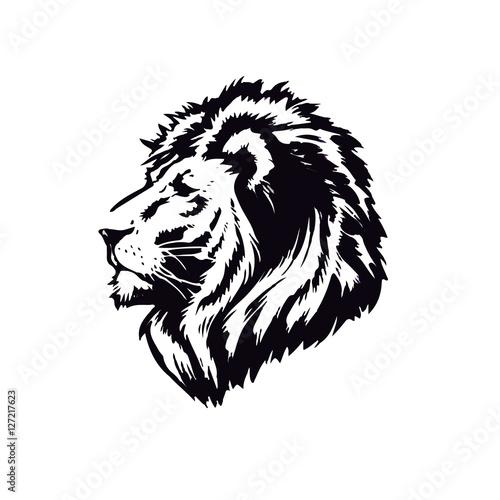 Fototapety, obrazy: leone logo