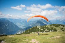 Paragleiten In Den Alpen 04-1