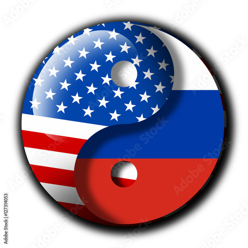 Russia And Usa As Yin And Yang Positive Relation Between States