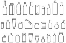 BOTTLES & CONTAINERS Outline I...