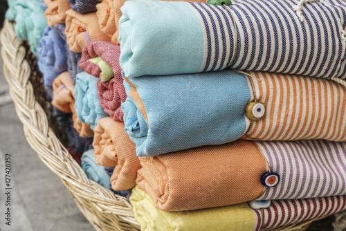 Fotografía some colorful loinclothes