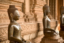 Buddha Image Haw Pra Keo Vientiane