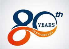 Template Logo 80th Anniversary...