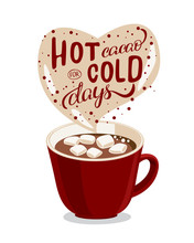 Hot Cacao For Cold Days