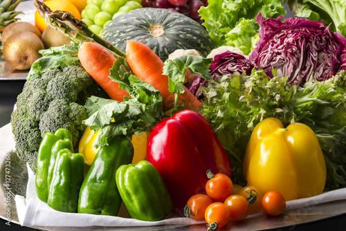 Fototapeta 野菜集合 obraz