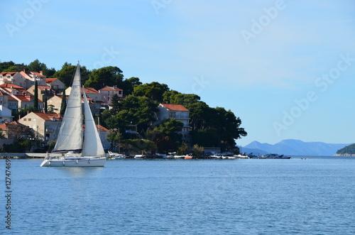 Photo  Dubrovnik in Kroatien
