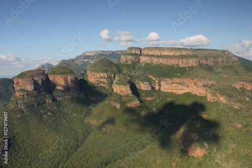 Tuinposter China African rock formation