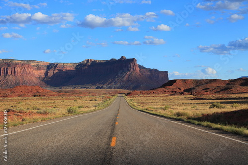 In de dag Route 66 Beautiful Wild West, Roads of America