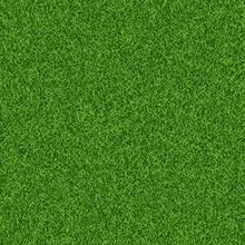 Green Grass Seampess Texture -...