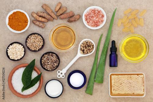 Fotografía  Skincare Ingredients to Soothe Psoriasis