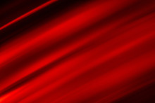 Red Diagonal Abstract Background. Light In Motion