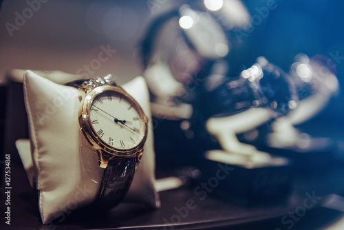 Fototapeta Luxury Watches obraz