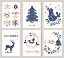Merry Christmas And Happy Holi...