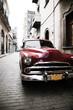 Classic automobile, Havana, Cuba