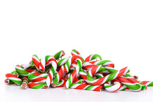 Pile Of Candy Canes