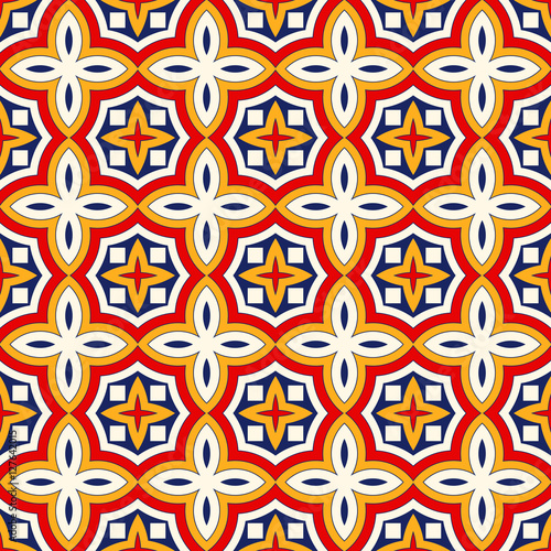 seamless-pattern-with-symmetric-geometric-ornament