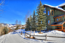 HDR Image Of Colorful Houses C...