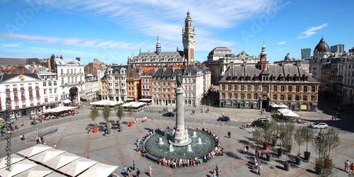 Valokuva  Lille (France) / Place du Général de Gaulle