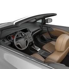 Convertible Sports Car Interio...