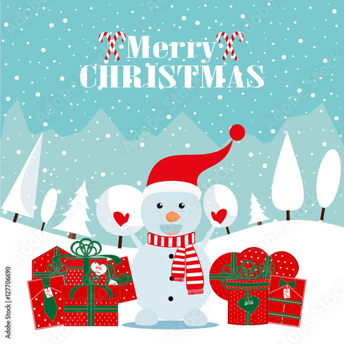 Merry christmas and happy new yearhappy new year card2017 snowman merry christmas and happy new yearhappy new year card2017 snowman new m4hsunfo