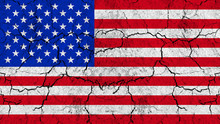 Flag Of United States Of Ameri...