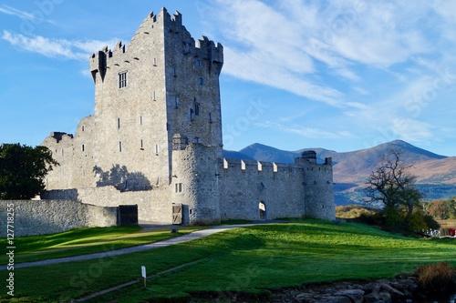 Poster Landscapes Schloss