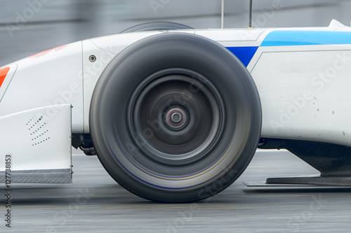Foto op Canvas F1 Sport race tires