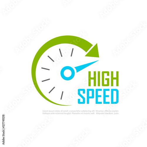 Fotografía  Fast speed logo