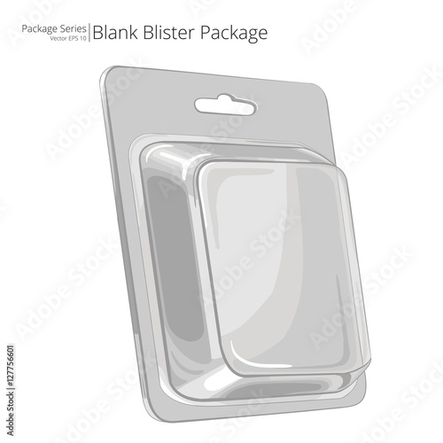 Fotografie, Tablou Blister Package