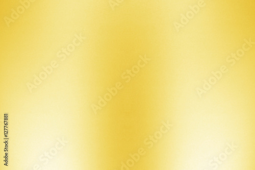Photo  Shiny yellow leaf gold foil texture