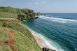 Coastline f Lombok, Indonesia