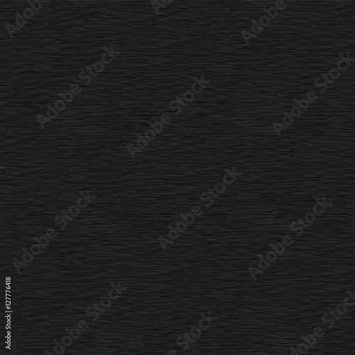Poster de jardin Metal Dark grey marle detailed fabric texture seamless pattern