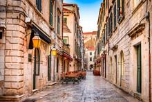 Dubrovnik, Croatia - Stradum