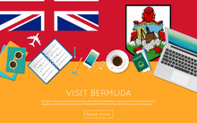 Visit Bermuda Concept For Your...