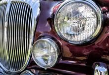 Classic Jaguar Car
