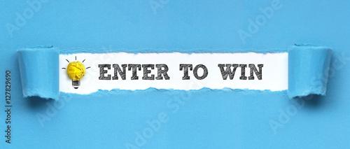 Fotografía  Enter to Win!
