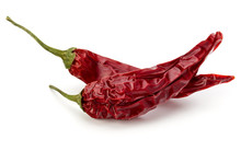 Dried Red Chili Or Chilli Caye...