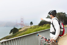 Man In San Francisco