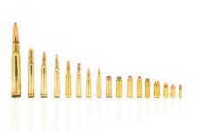 Handgun And Rifle Ammo