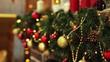 Winter Christmas Home Decors