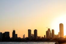 Tramonto A Giaffa Tel Aviv