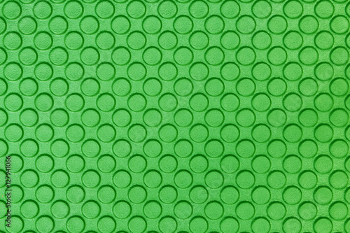 Photo  Green Eva foam texture